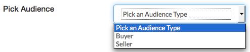 Pick-Target-audience