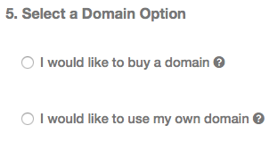 Select-domain