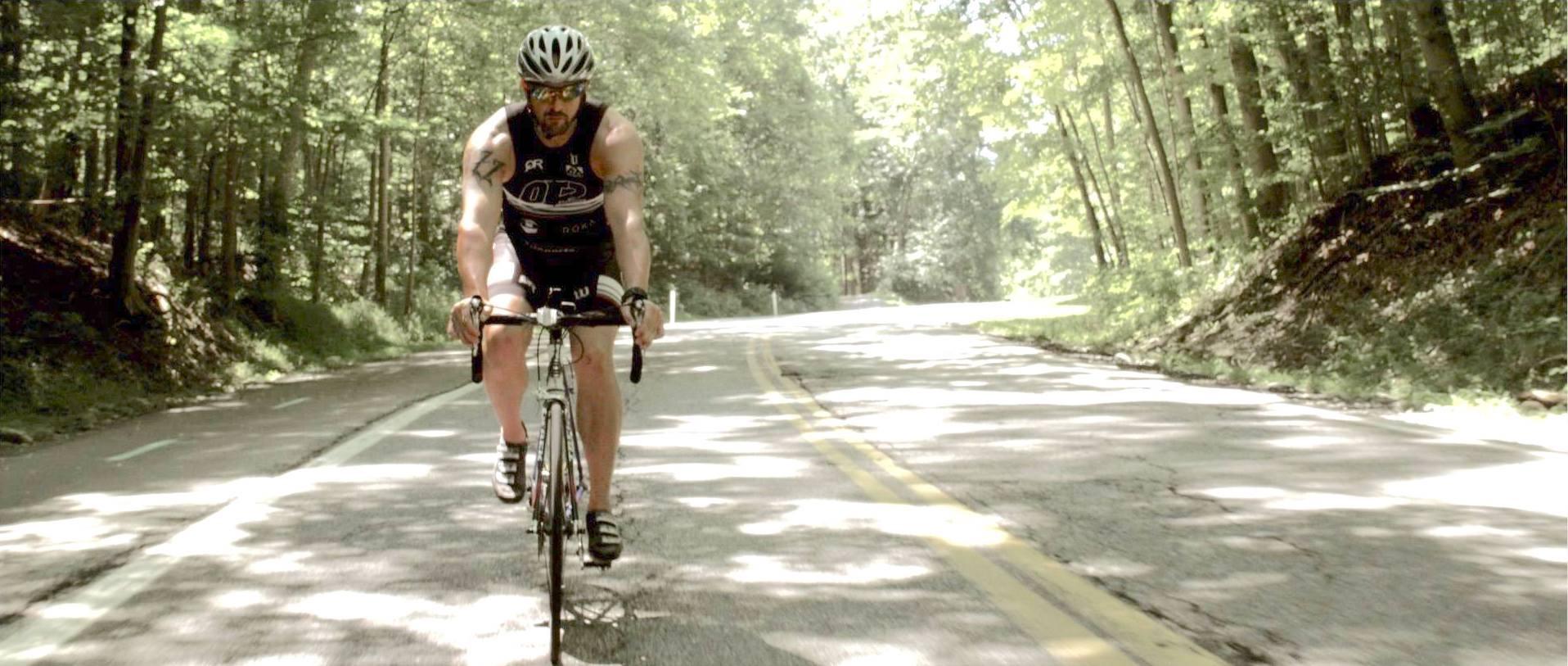 Shawn bike ride