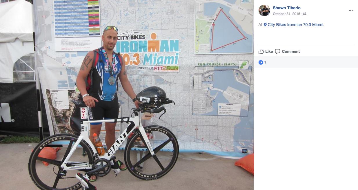 Shawn bike