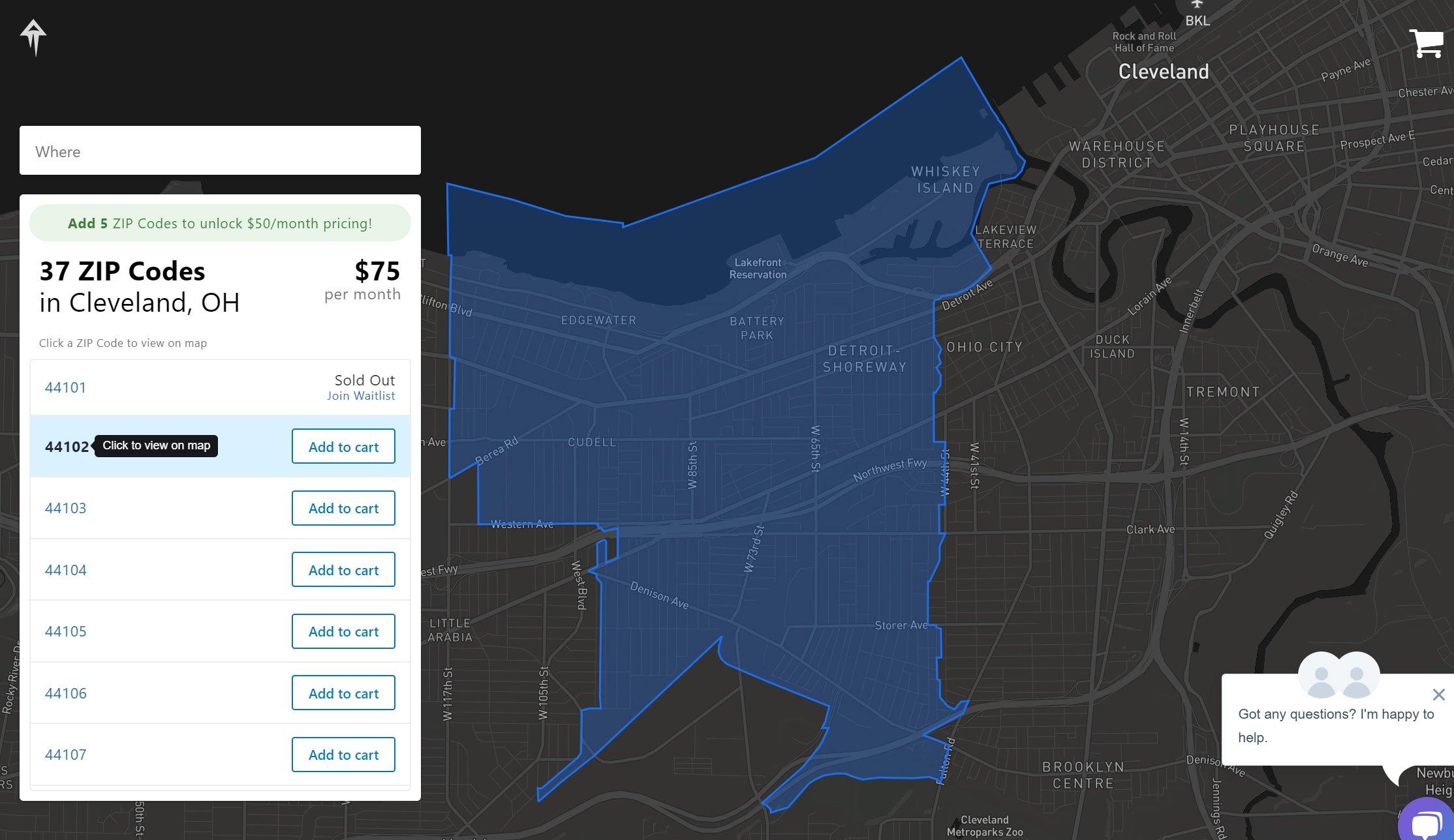 Zip_Map
